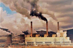 Мусоросжигательный завод на Чёрном море